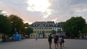 Le centre de Bonn