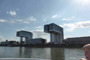 Architecture moderne à Cologne