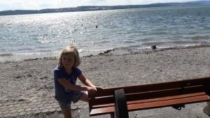 Au bord du Lac de Constance