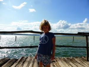 Sur le lac de Constance