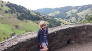 En route vers le Belchen